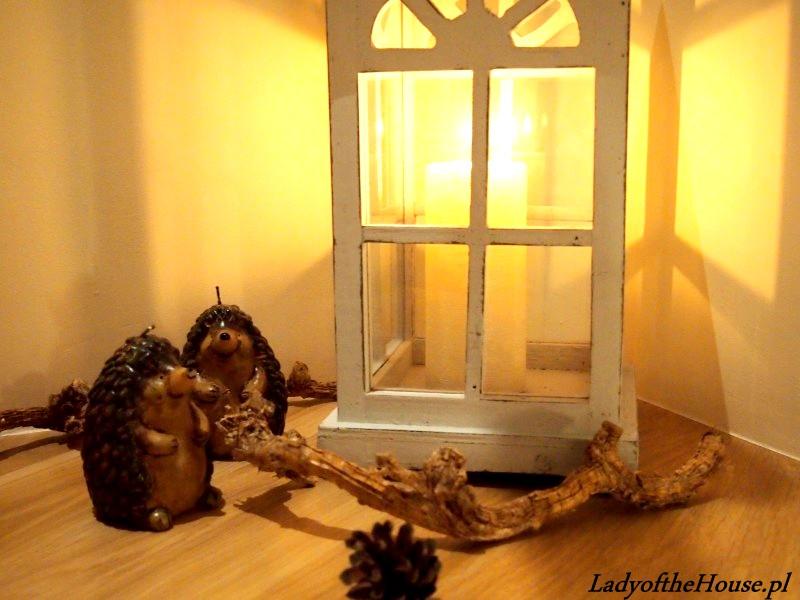 lampion jesień
