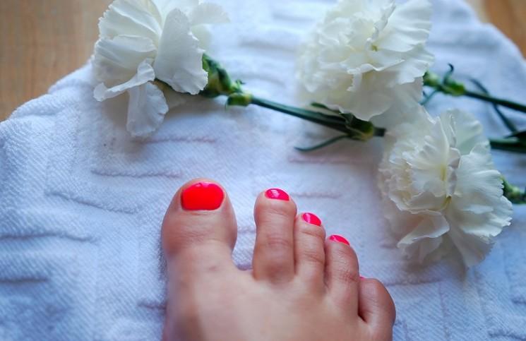 jak dbac o stopy
