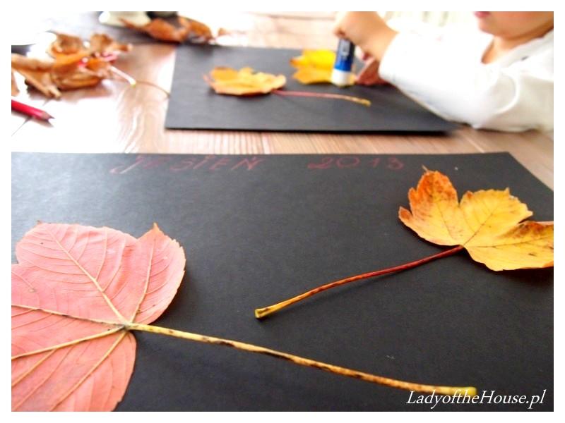 jesien dla dzieci