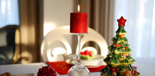 dekoracja stolu