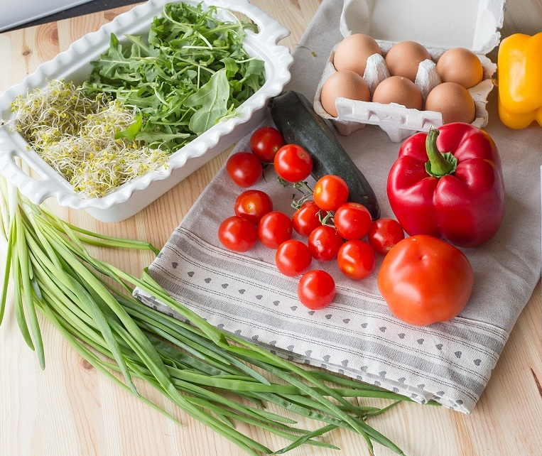 omlet-warzywny
