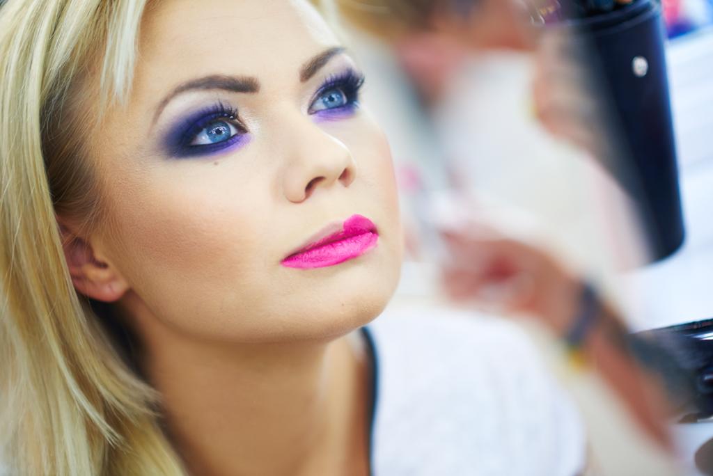 makijaz wieczorowy