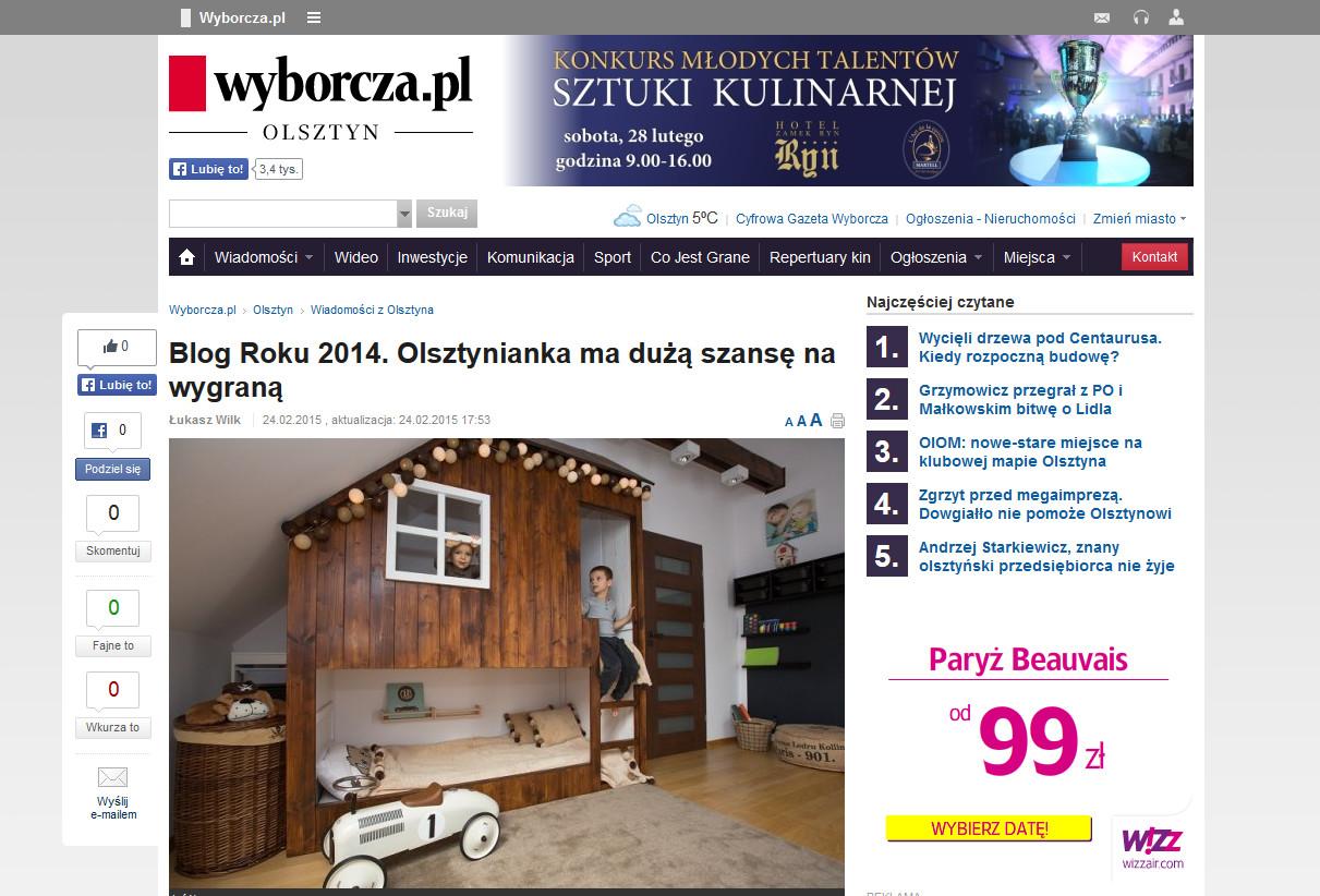 artykul dla wyborcza Olsztyn