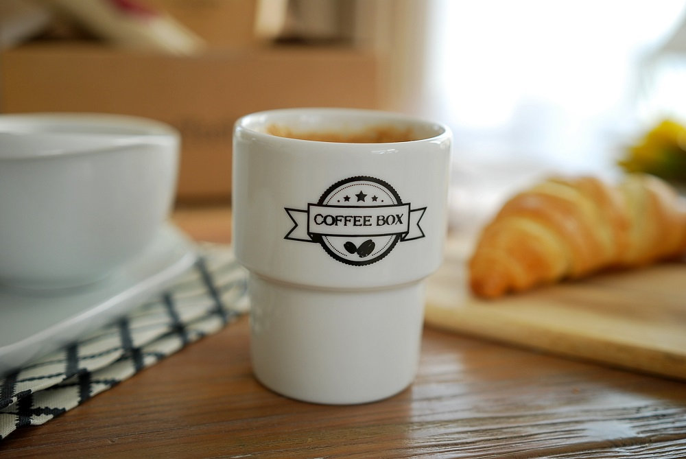 nie wyobrazam sobie dnia bez kawy