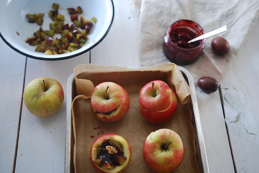 jablka pieczone