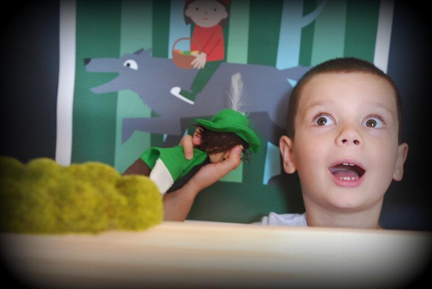 teatrzyk dla dzieci - pomysł na prezent