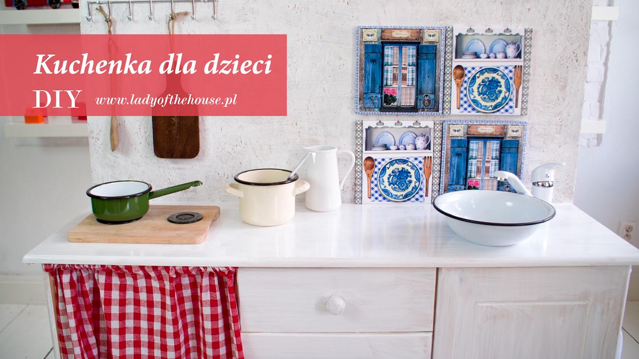 Kuchenka dla dzieci diy crafts -> Kuchnia Drewniana Dla Dzieci Diy