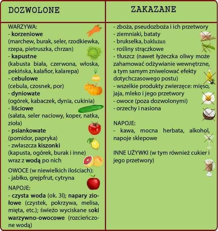 Darmowy jadłospis na 14 dni w PDF! Dieta dr Dąbrowskiej