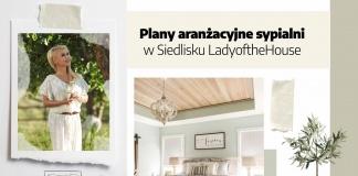 sypialnia rustykalna Siedlisko LadyOfTheHouse