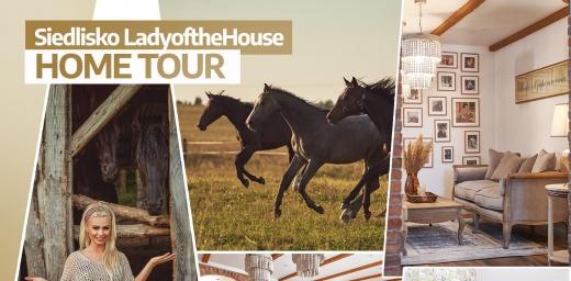 home tour Siedlisko LadyOfTheHouse
